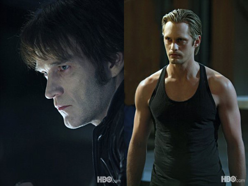 true blood wallpaper bill. house True Blood Eric Vs Bill